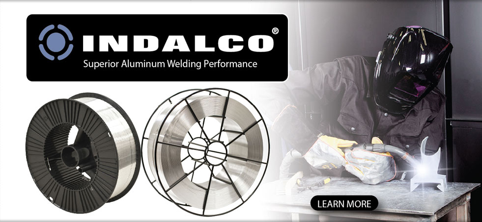 Indalco Superior Aluminum Welding Performance